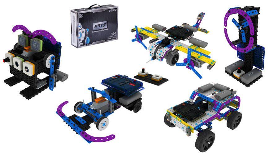13-17 Yaş Lise MRTDUINO Robotik Kodlama Eğitimi