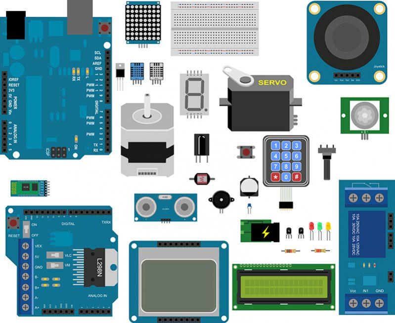 Arduino Robotik Kodlama Eğitimi