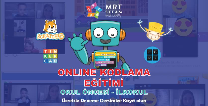 Online Kodlama Eğitimi